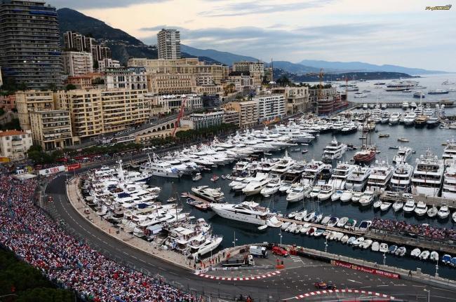 Fórmula 1 - Mónaco 2018