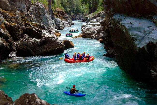Paquete a Bariloche & San Martín de Los Andes - Vacaciones de Invierno - 15 de Julio