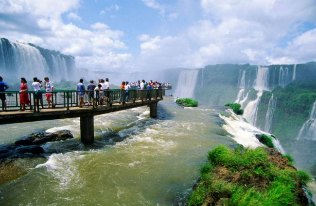 Paquete a Cataratas del Iguazú Ruta 2 - Agosto a Diciembre