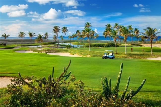 Golf y Playa en Dom Pedro Launa a 45 minutos de Fortaleza