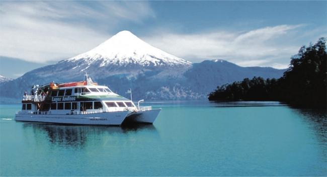 Paquete a San Martín de los Andes y Bariloche - Marzo a Junio