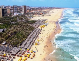 TRAVEL SALE - Paquete a Fortaleza All Inclusive - 5 de Mayo