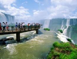 Paquete a Cataratas del Iguazu - Vacaciones de Invierno - 13 y 23 de Julio - Ruta 226