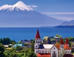 Paquete a Mendoza, Viña del Mar, Puerto Varas y Bariloche - Octubre y Noviembre