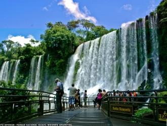 Cataratas del Iguazú Agosto
