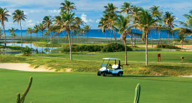 Golf y Playa en Dom Pedro Laguna / salida 03 agosto 2019