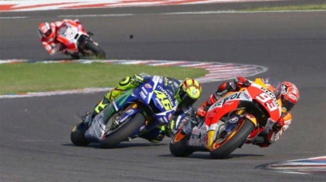MOTO GP - ¡El Gran Premio de la República Argentina!