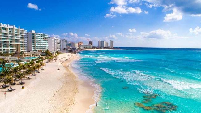 ¡Cancún en mayo!