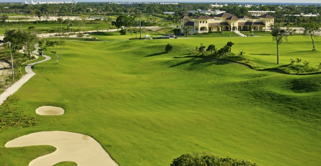 Golf en Punta Cana / Salida 20 de abril