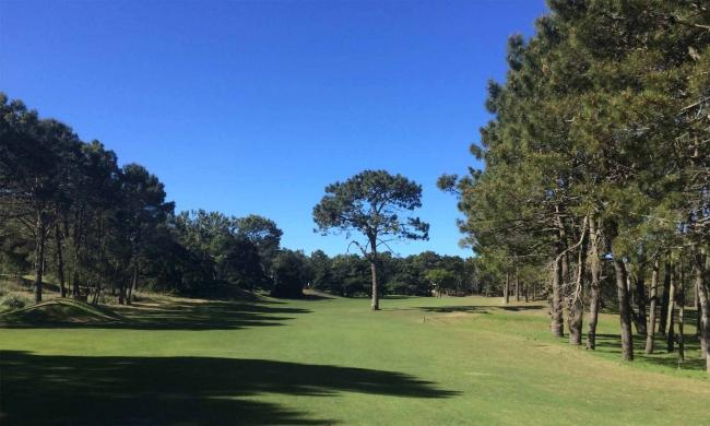 Golf con estilo en Carilo