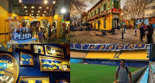 Buenos Aires tematica - Experiencia Xeneize