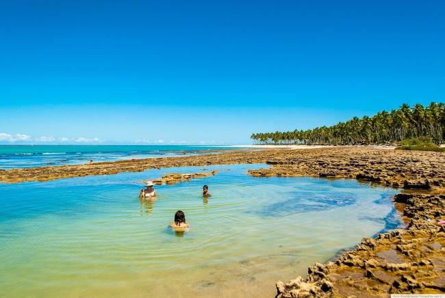 Praia dos Carneiros / de septiembre a noviembre