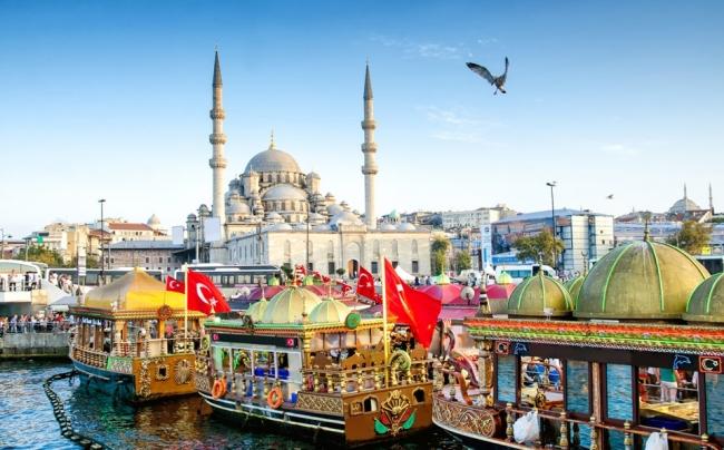 Trasatlantico + aereos + Venecia + Estambul