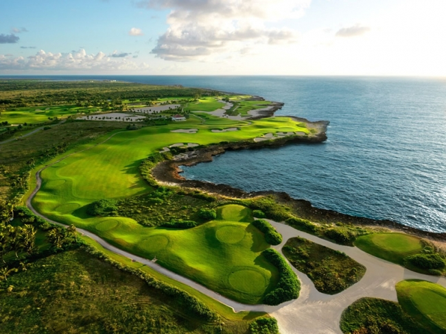 LA CANA GOLF COURSE - REPUBLICA DOMINICANA / GOLF
