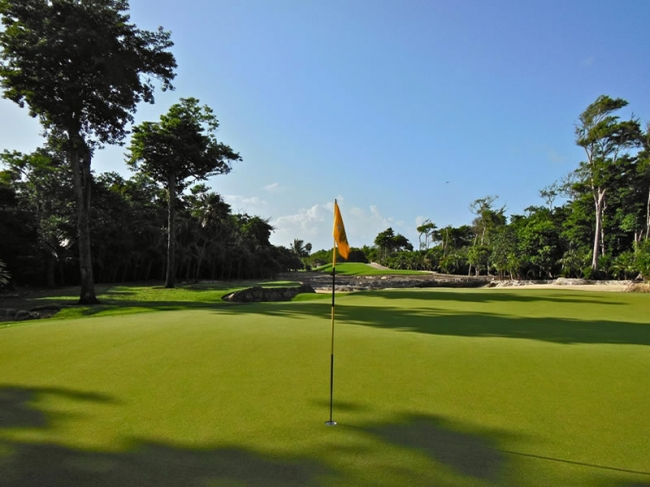 IBEROSTAR BAVARO GOLF CLUB / GOLF