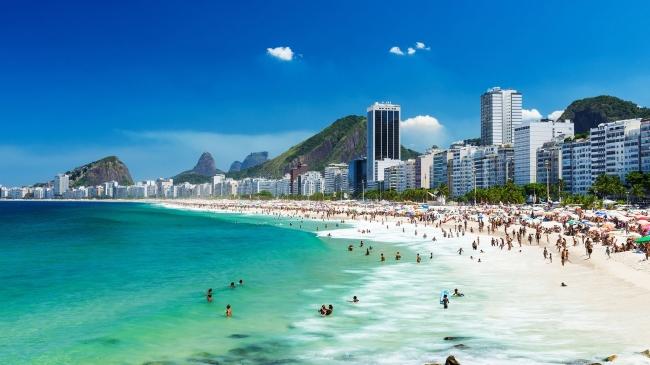 Rio de Janeiro - de abril a junio
