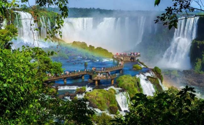 Cataratas del Iguazú - VACACIONES DE INVIERNO